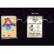 ANIMANIACS PIN Ball Game EARRINGS - DEEEELICIOUS - Genuine Cracker Jack Plastic Charms Jewelry