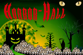 HORROR-HALL Gothic Halloween Props